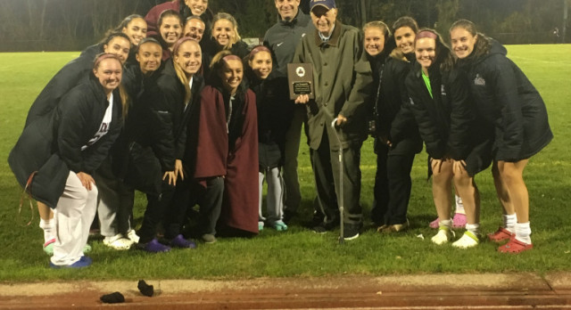 LHS Athletics Thanks Mr. Lou Casagrande for 40 years of service