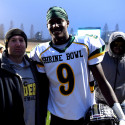 Photographer, Dale Barbee, Captures Concord's Nasirildeen in the 80th Shrine Bowl