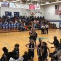 Spider Basketball 2017: CHS at West Rowan