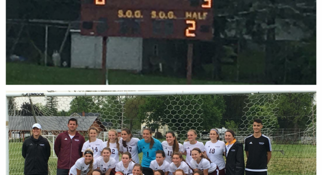 Lady Dutch Win Conference Championship
