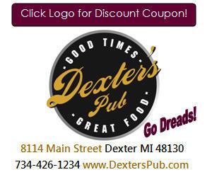 Dexters Pub logo