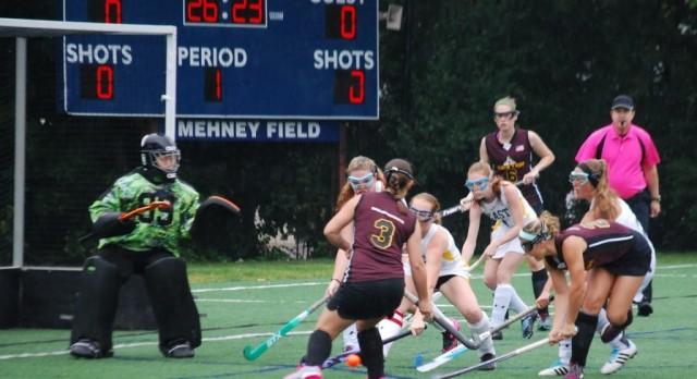 Varsity Field Hockey Improves to 4-0 with Sweep of Grand Rapids Teams