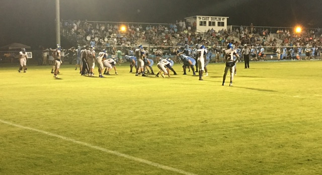 Panthers roll over Wildcats