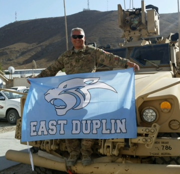 Panther Nation in Afghanistan