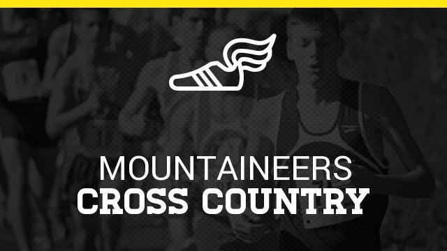 Cross Country Representing the Mountaineer Way