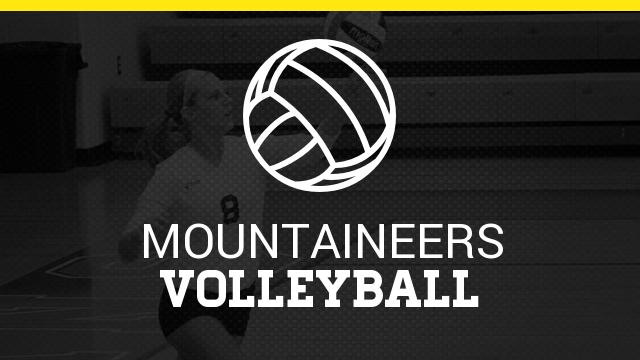 North Murray High School Girls Varsity Volleyball falls to Armuchee High School 0-2