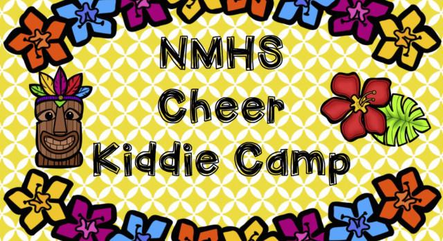 NMHS Cheerleading Kiddie Camp