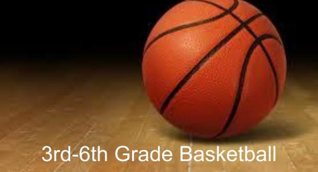 Pee Wee Basketball Games