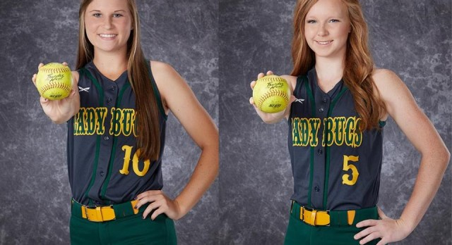 Two Lady Bucs Selected for Annual MAIS Fast-Pitch All-Star Game