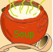 Senior Beta Soup Sale at Tomorrow's Games