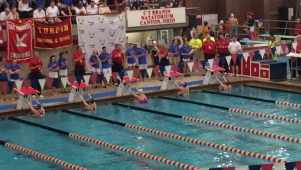 State Swim Meet #2