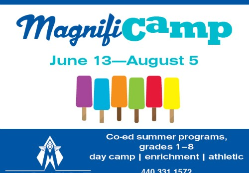 Sign Up Now For Magnificat Summer Camps