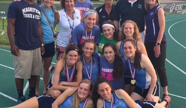 Blue Streak Track & Field 3rd In Regional; Qualify 7 To State Meet