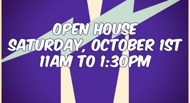Magnificat Open House- Saturday, October 1st