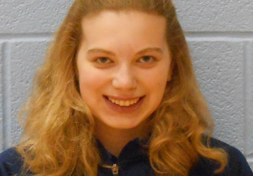 Kelly DeGross Becomes Magnificat's First District Qualifier In Bowling