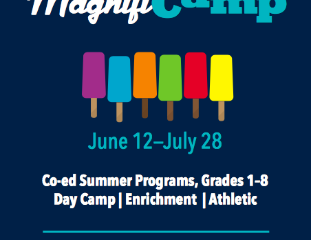 Magnificat Athletic Summer Camps – REGISTER NOW