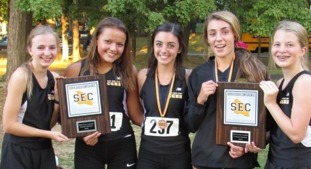 SEC Releases All Conference Cross Country Honors