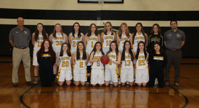 Girls Basketball Advances to 1st ever Section Final