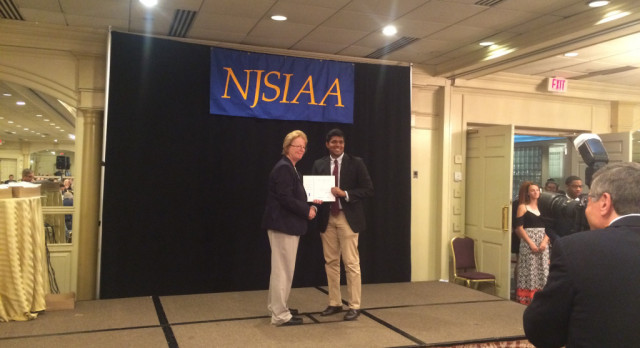 NJSIAA Scholar Athlete – Dylan Luke