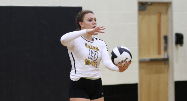 Congratulations Jenna Tronio – TAP into V/CG Athlete of the Week
