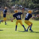 MS Football vs Cornerstone Christian 9/11/15