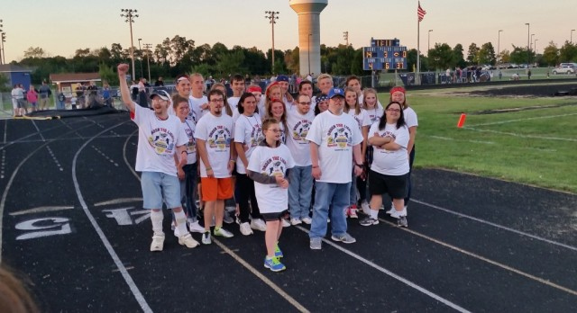 Bruins Raise over $1700 for Special Olympics