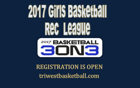 2017 Tri-West Girl's Basketball Rec. League