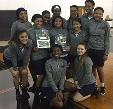 Lady Lions take 2nd in Silver Bracket in Grandview Tourney
