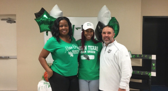 North Texas Lands Life Oak Cliff's Dejanee Terrell