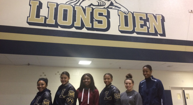 Lady Lions VB Players Earn Post-Season Honors