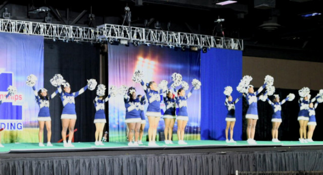 Lady Lions Compete in UIL State Championships