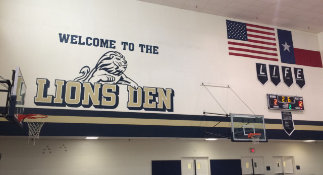 Big District 11-3A Basketball Games Tuesday Night in The Den