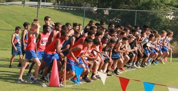 MS Cross Country sets the pace at Panther Invitational