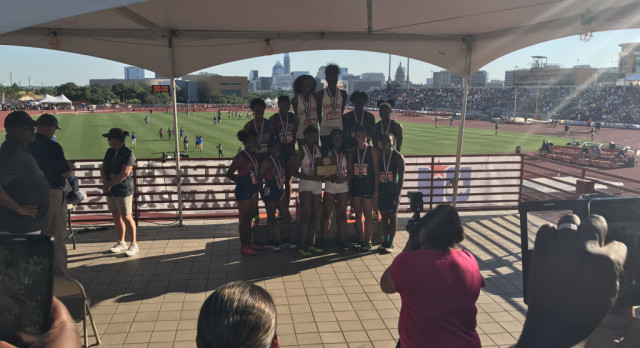 UIL State Track