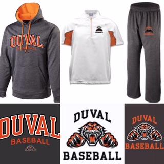 Get Your DuVal Baseball Fan Gear Today!