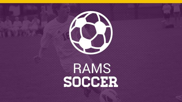 Ram Soccer Players Advance to District Final