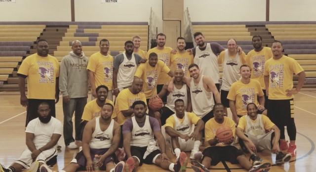 SH Alumni Basketball Game