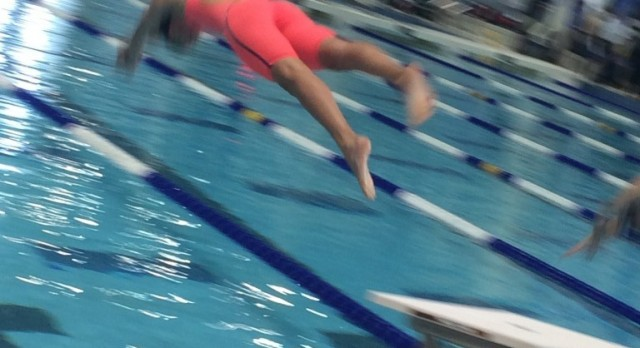 South Haven Swimmer Competes at State Meet