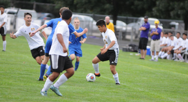 Varsity Soccer for Monday (8/28) has been moved to South Haven