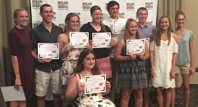 South Haven Athletes Honored at Banquet