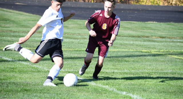 Rams Soccer Advances in District Play