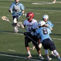 Boys Lacrosse Early Season Action