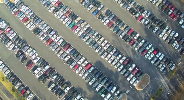 Fall Parking Announcement-All Seniors