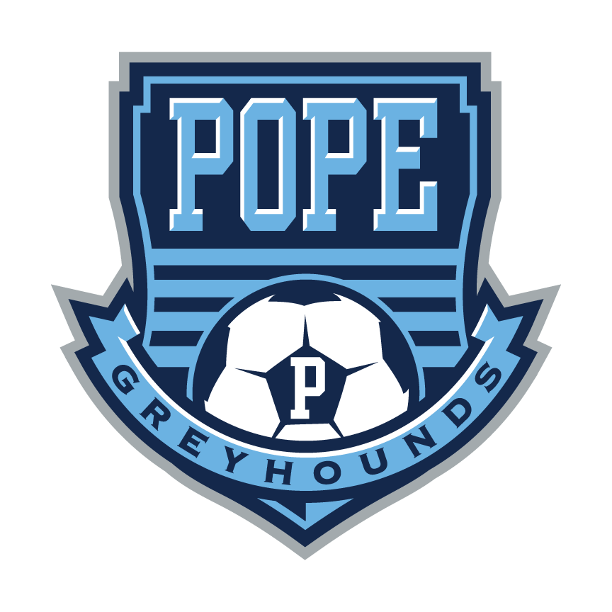 Pope Soccer Parents Meeting Tuesday October 10th 7:00 PM in the Cafeteria