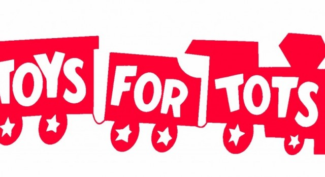 Pope High School Toys for Tots campaign