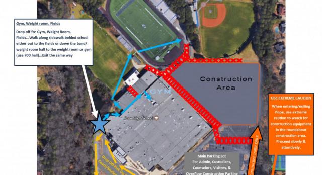Campus Map-June 19th