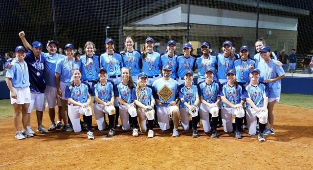 Pope Softball wins 2017 Region 7-AAAAAA Championship