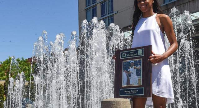 South Carolina signee Bianca Jackson 2017 Miss Basketball