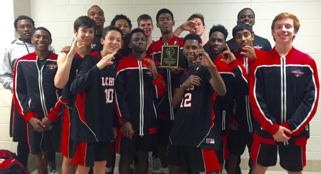 JV Boy's Basketball Takes Consolation Title at CFISD Tournament
