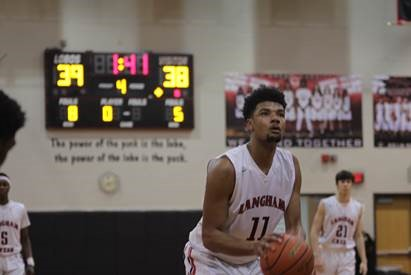 Boys Basketball drops game vs Cy-Falls